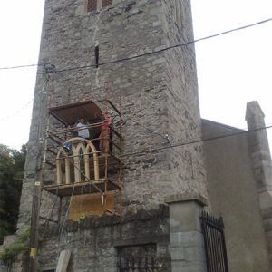 11th Cent Church Renovation