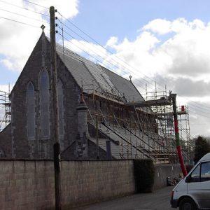 Celbridge Church Roof