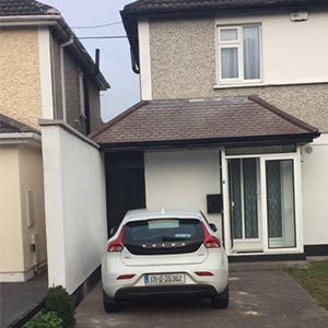 New Porch In Lucan