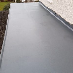 Fibre Glass Warm Roof - Palmerstown