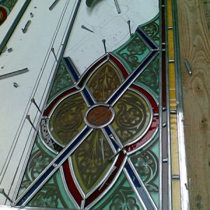 Stain-Glass Restoration